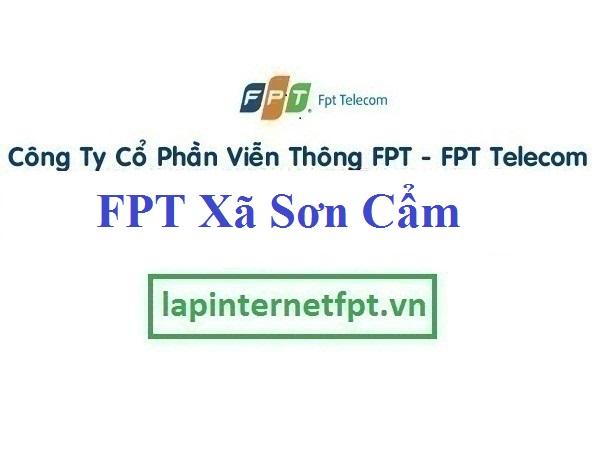 Lắp Đặt Mạng FPT Xã Sơn Cẩm Thành Phố Thái Nguyên