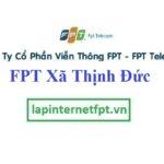 Lắp Đặt Mạng FPT Xã Thịnh Đức Thành Phố Thái Nguyên