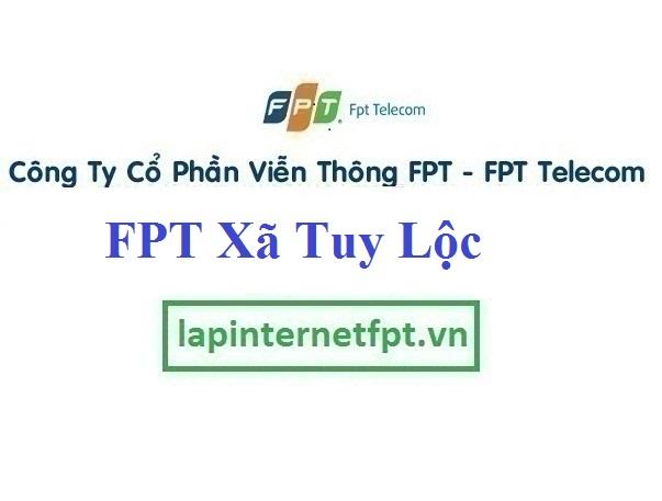 Lắp Đặt Mạng FPT Xã Tuy Lộc Thành Phố Yên Bái