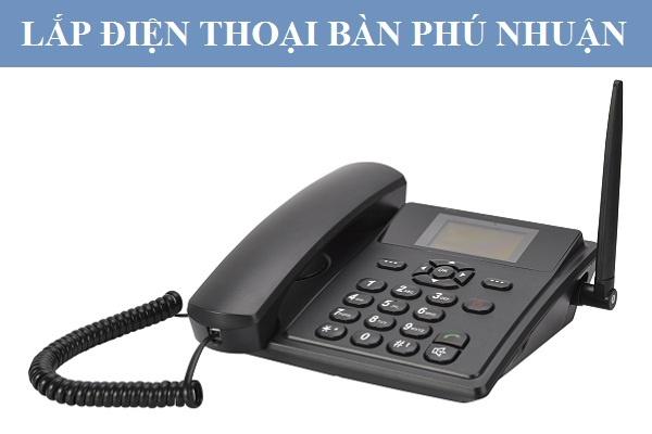 Lắp Đặt Điện Thoại Cố Định FPT Quận Phú Nhuận