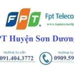Lắp Đặt Mạng FPT Huyện Sơn Dương tỉnh Tuyên Quang