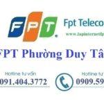 Lắp Đặt Mạng FPT Phường Duy Tân Thành Phố Kon Tum
