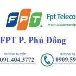 Lắp internet FPT Phường Phú Đông tại Tuy Hoà Phú Yên