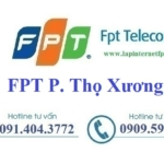 Lắp Đặt Mạng FPT Phường Thọ Xương Thành Phố Bắc Giang