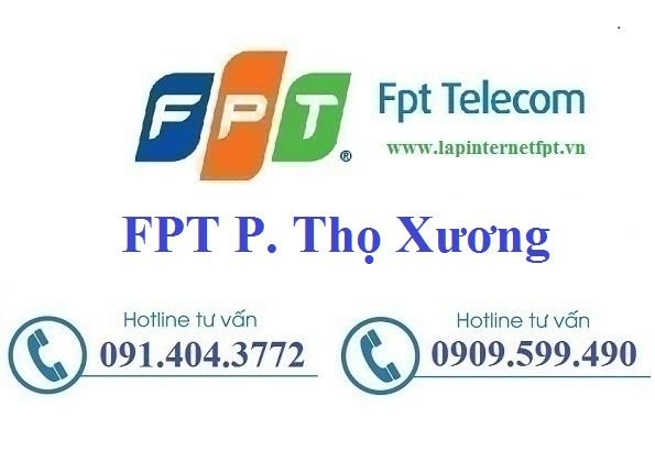 Đăng ký cáp quang FPT Phường Thọ Xương