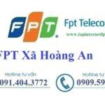 Lắp Đặt Mạng FPT Xã Hoàng An Tại Hiệp Hòa Bắc Giang