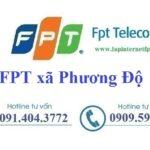 Lắp Đặt Mạng FPT Xã Phương Độ