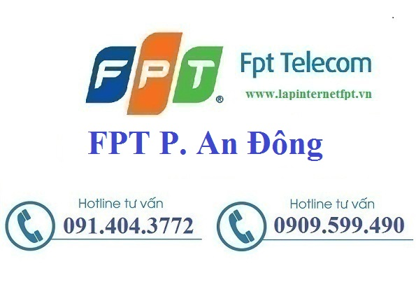 Đăng ký cáp quang FPT Phường An Đông