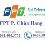Lắp mạng fpt phường Chùa Hang tại Tp. Thái Nguyên