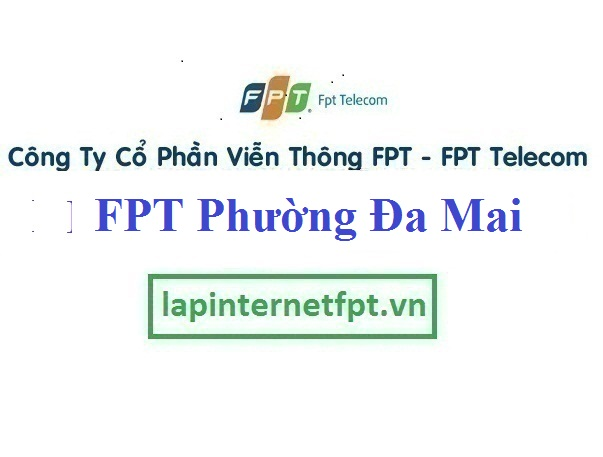 Lắp Đặt Mạng FPT Phường Đa Mai Thành Phố Bắc Giang