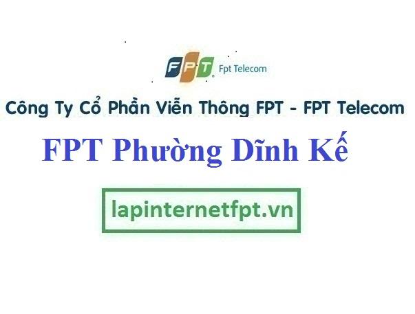 Lắp Đặt Mạng FPT Phường Dĩnh Kế Thành Phố Bắc Giang