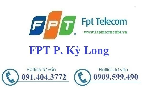 Đăng ký cáp quang FPT Phường Kỳ Long