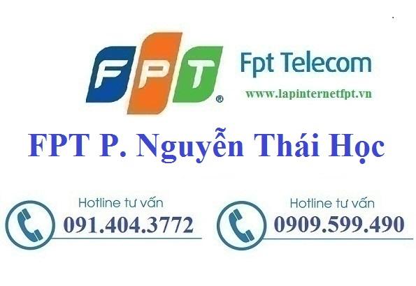 Đăng ký truyền hình FPT Phường Nguyễn Thái Học