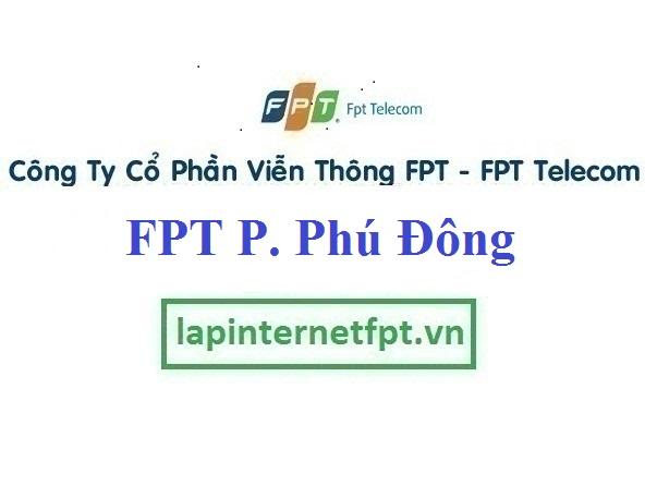 Lắp Đặt Mạng FPT Phường Phú Đông Thành Phố Tuy Hoà Phú Yên