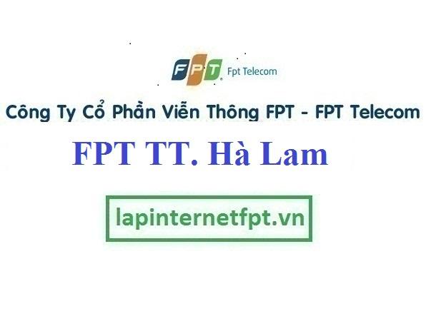 Lắp Đặt Mạng FPT Thị Trấn Hà Lam Tại Thăng Bình Quảng Nam
