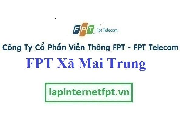 Lắp Đặt Mạng FPT Xã Mai Trung Tại Hiệp Hòa Bắc Giang