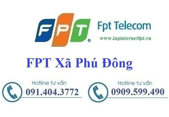 Đăng ký cáp quang FPT Xã Phú Đông