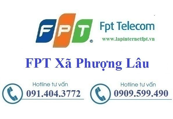 Đăng ký cáp quang FPT Xã Phượng Lâu