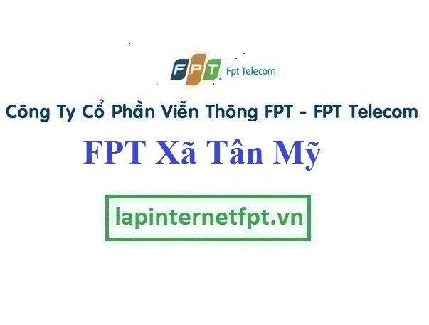 Lắp Đặt Mạng FPT Xã Tân Mỹ Thành Phố Bắc Giang