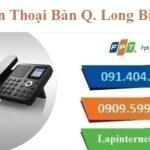 Lắp Đặt Điện Thoại Bàn Quận Long Biên