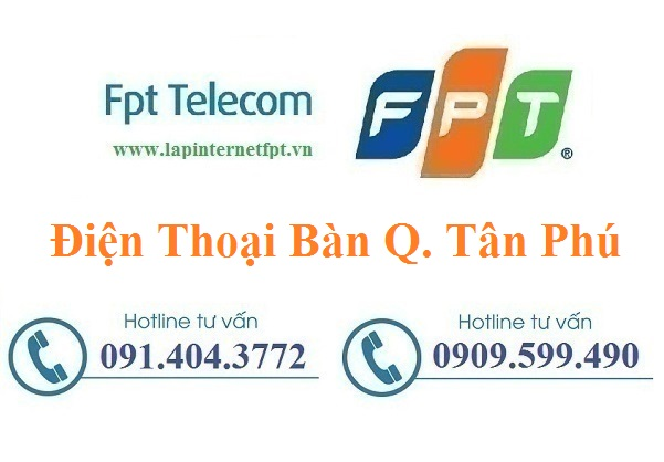 Lắp Đặt Điện Thoại Bàn Quận Tân Phú