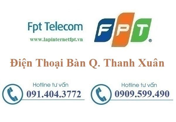 Đăng ký Điện Thoại Bàn Quận Thanh Xuân