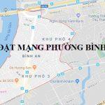 Lắp Đặt Mạng FPT Phường Bình An Quận 2 TPHCM