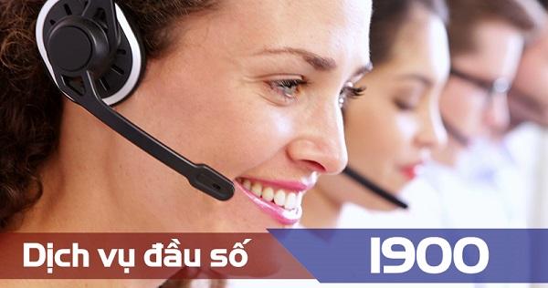 Báo Giá Dịch Vụ Cho Thuê Đầu Số 1900 của FPT telecom: