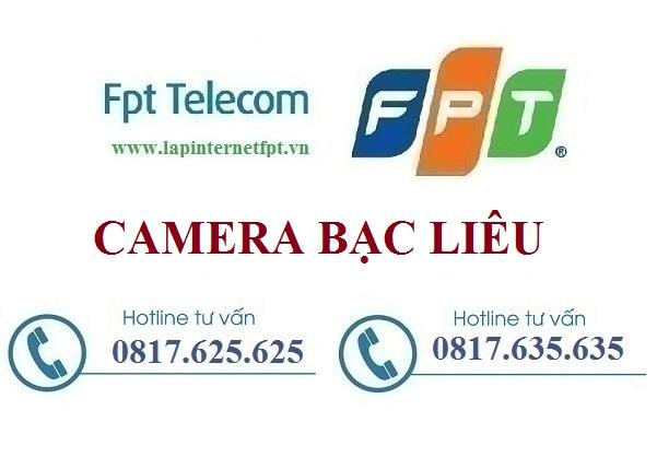 Lắp Đặt Camera FPT Bạc Liêu Quan Sát Theo Dõi