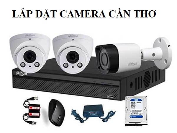 Lắp đặt camera thành phố Cần Thơ