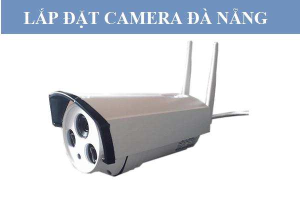Lắp đặt camera ở tại Đà Nẵng