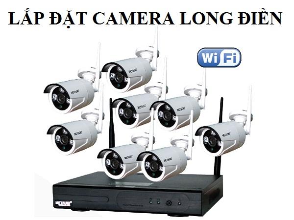 Lắp đặt camera huyện Long Điền