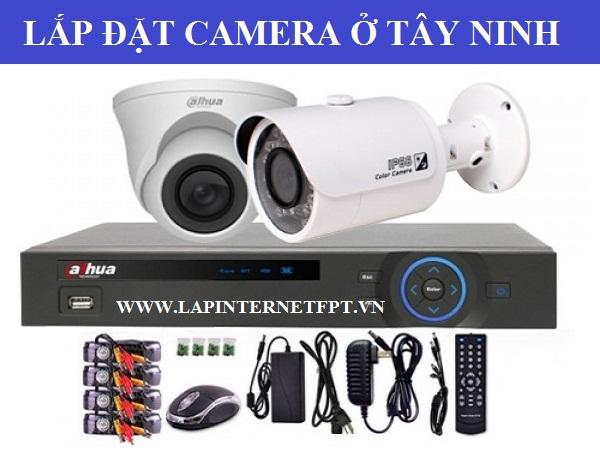 Lắp đặt camera ở Tây Ninh