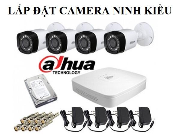 Lắp Đặt Camera Quận Ninh Kiều