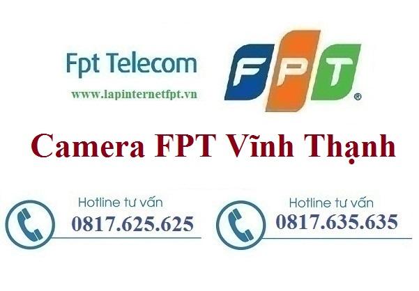 Lắp đặt camera ở tại huyện Vĩnh Thạnh