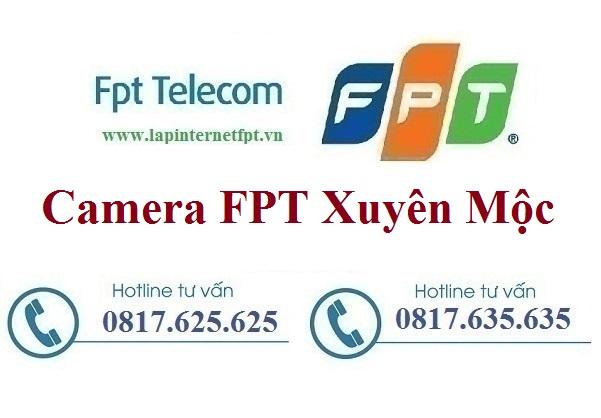 Lắp Đặt Camera FPT Huyện Xuyên Mộc Chống Trộm Quan SátTheo Dõi