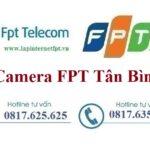 Lắp Đặt Camera quan sát ở Quận Tân Bình