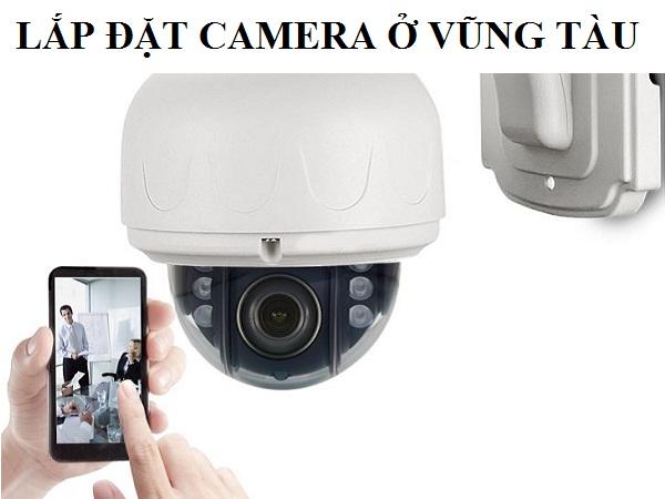 Lắp đặt camera ở Vũng Tàu
