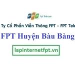 Lắp Đặt Mạng FPT Huyện Bàu Bàng Tỉnh Bình Dương
