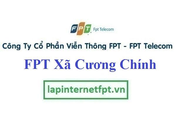 Lắp Đặt Mạng FPT xã Cương Chính tại Tiên Lữ tỉnh Hưng Yên