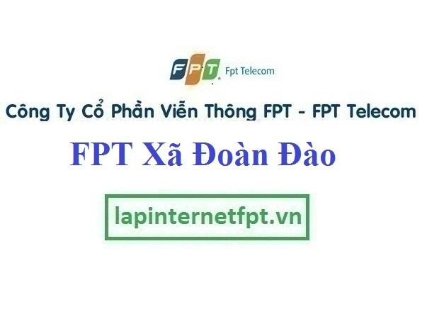 Lắp Đặt Mạng FPT xã Đoàn Đào tại Phù Cừ tỉnh Hưng Yên