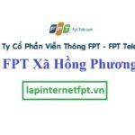 Lắp Đặt Mạng FPT xã Hồng Phương tại Yên Lạc tỉnh Vĩnh Phúc