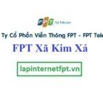 Lắp Đặt Mạng FPT xã Kim Xá tại Vĩnh Tường tỉnh Vĩnh Phúc