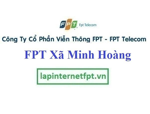 Lắp Đặt Mạng FPT xã Minh Hoàng tại Phù Cừ tỉnh Hưng Yên