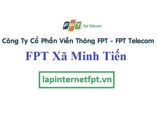 Lắp Đặt Mạng FPT xã Minh Tiến tại Phù Cừ tỉnh Hưng Yên