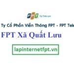 Lắp Đặt Mạng FPT xã Quất Lưu tại Bình Xuyên tỉnh Vĩnh Phúc