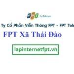 Lắp Đặt Mạng FPT Xã Thái Đào Tại Lạng Giang Bắc Giang