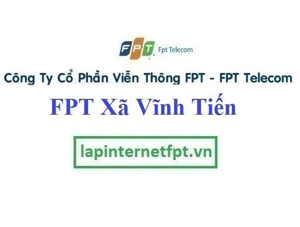 Lắp Đặt Mạng FPT Xã Vĩnh Tiến Tại Vĩnh Bảo Hải Phòng
