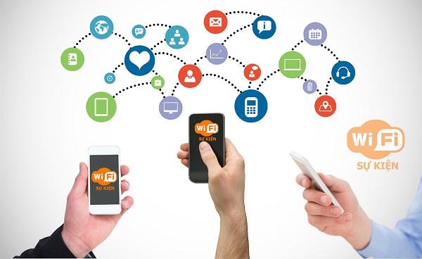 Lắp Đặt Cáp Quang Sự Kiện - Hệ Thống WiFi Events