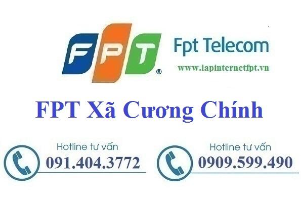 Đăng Ký Cáp Quang FPT Xã Cương Chính